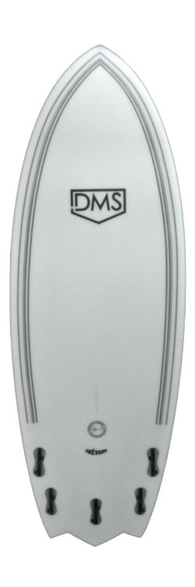"画像1: DMS 5'3"" GHERKIN INJECTION TECK DIAMOND"