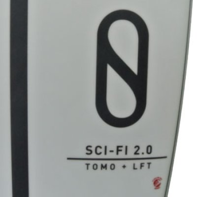 """画像3: SLATER DESIGNS 5'9""""SCI-FI  2.0"""