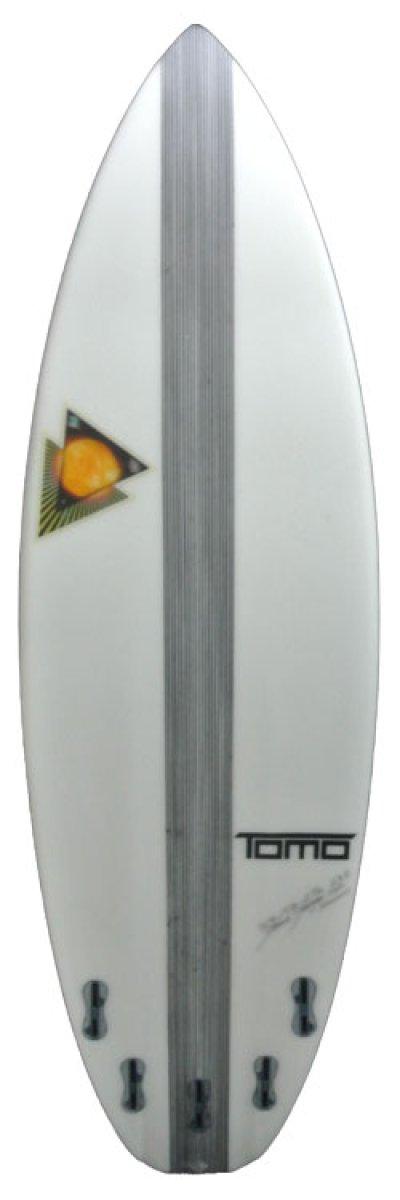 """画像1: TOMO SKX XTR SL-C 5'9"""" 中古ボード"""
